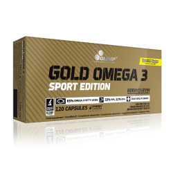 OLIMP GOLD-OMEGA 3 SPORT EDITION 120 KAPS.