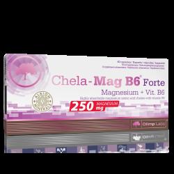 OLIMP CHELA-MAG B6 FORTE 60 MEGA CAPS