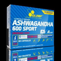 OLIMP ASHWAGANDHA 600 Sport Edition (KSM-66) 60 kaps.