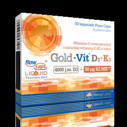 OLIMP Gold-Vit® D3+K2 30 kaps.