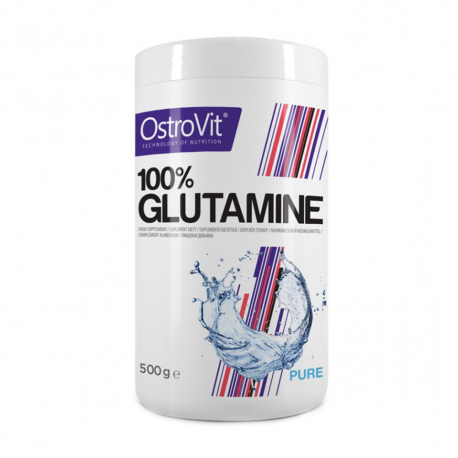 OSTROVIT 100% Glutamine 300g
