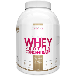 AminoPharm Nutrition Premium Whey Protein 700g
