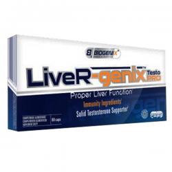 BIOGENIX Liver Genix Testo Pro 60 kap.