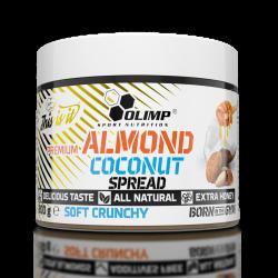 Almond Coconut Spread soft crunchy