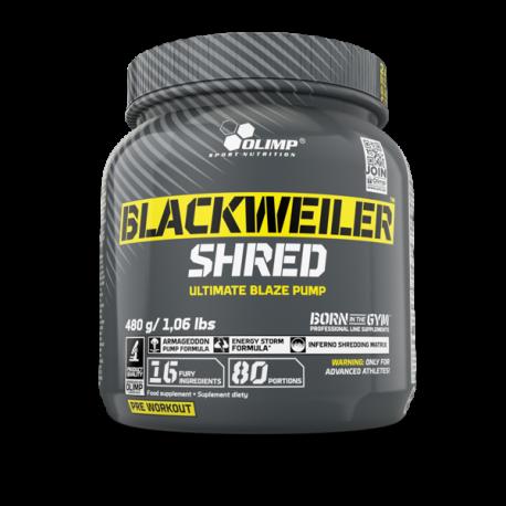 BLACKWEILER SHRED 480G