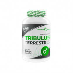 6PAK EFFECTIVE LINE TRIBULUS TERRESTRIS - 90 TAB.