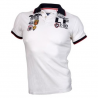 OLIMP MEN'S POLO PARAMOUNT WHITE