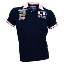 OLIMP MEN'S POLO PARAMOUNT NAVY