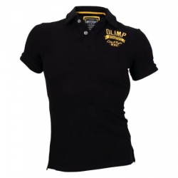 OLIMP POLO MEN'S NINETY BLACK
