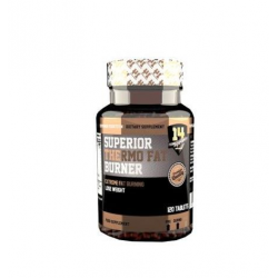 SUPERIOR THERMO FAT BURNER 120CAPS