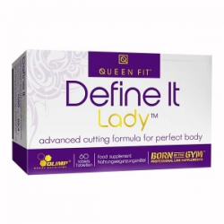 Olimp DEFINE IT LADY 60 TABS.