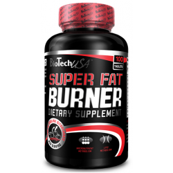 BioTech Super Fat Burner 120 kaps.