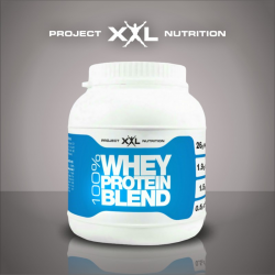 Project XXL Whey Protein Blend 2100g