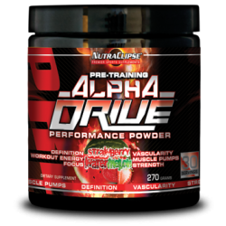 Nutraclipse Alpha Drive 270g